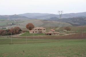 Azienda vitivinicola con appartamenti ad uso turistico